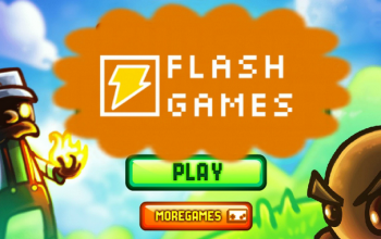People would play flash games